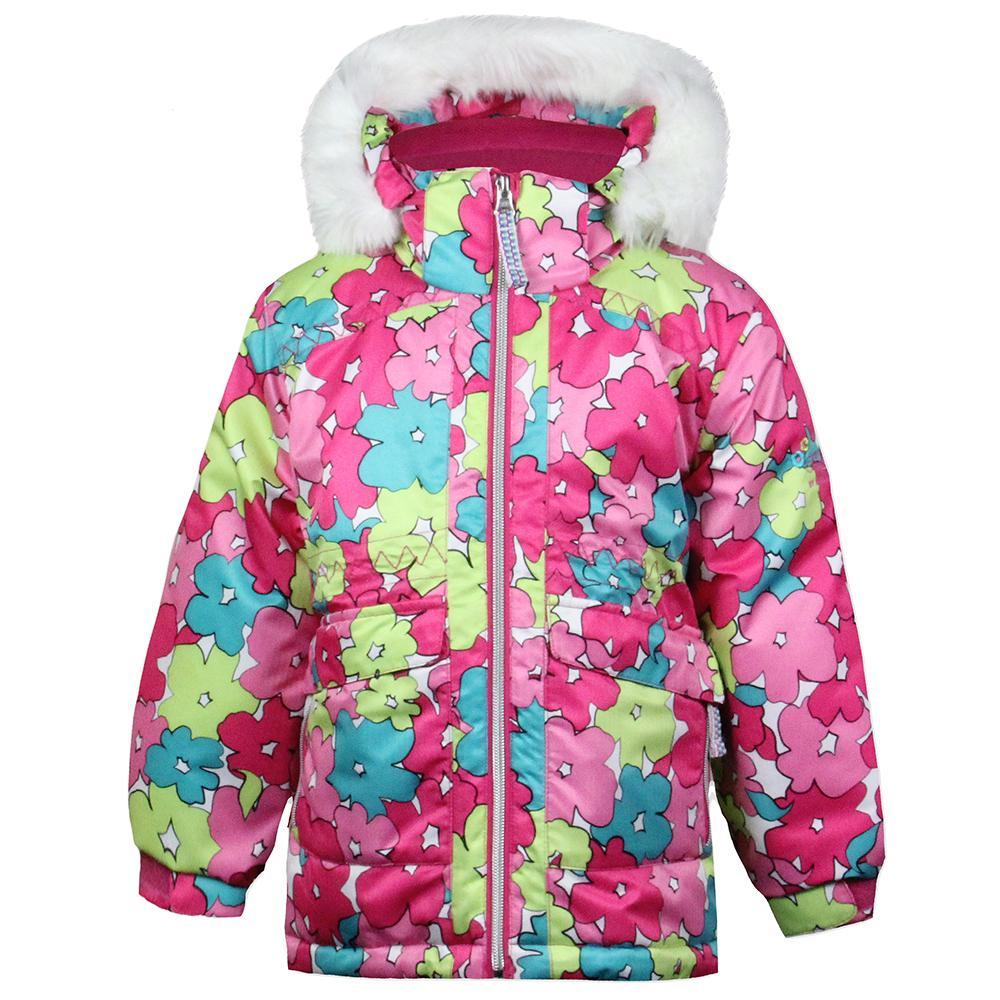 Snow Dragons Nova Insulated Ski Jacket Little Girls/'