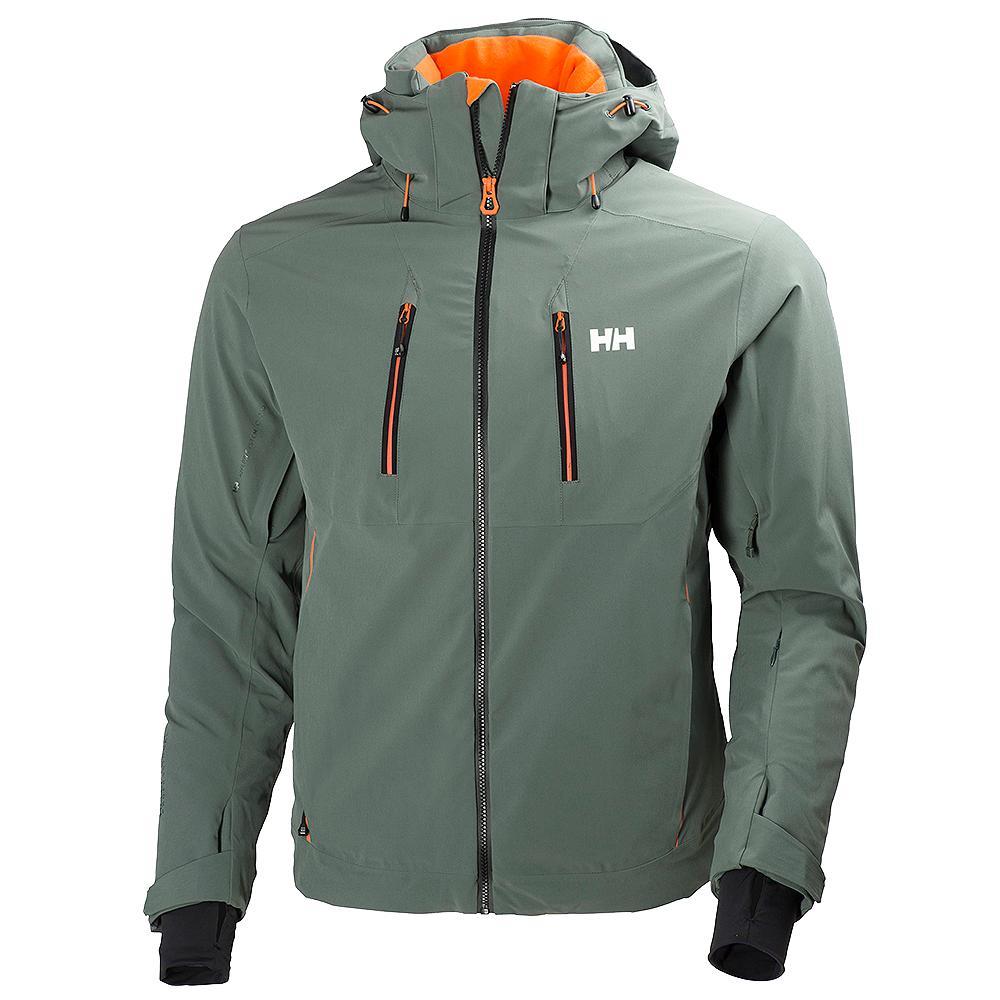 helly hansen alpha 2 0 insulated ski jacket men 39 s ebay. Black Bedroom Furniture Sets. Home Design Ideas