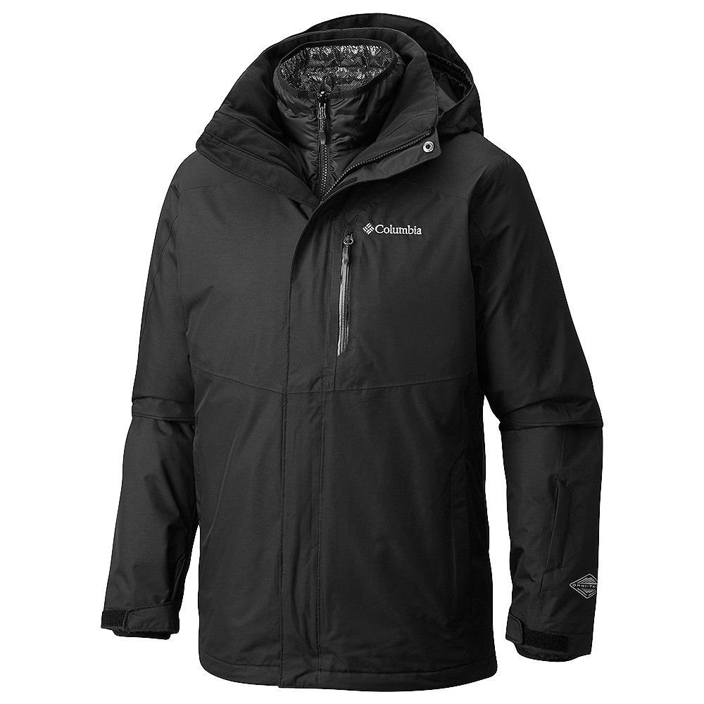 Columbia Powderkeg Interchange 3-in-1 Jacket (Men's) | eBay