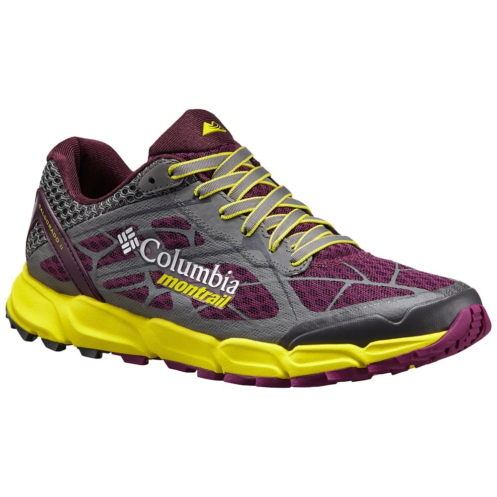 Montrail by Columbia Caldorado II Trail Shoe (Women's) - Dark Raspberry