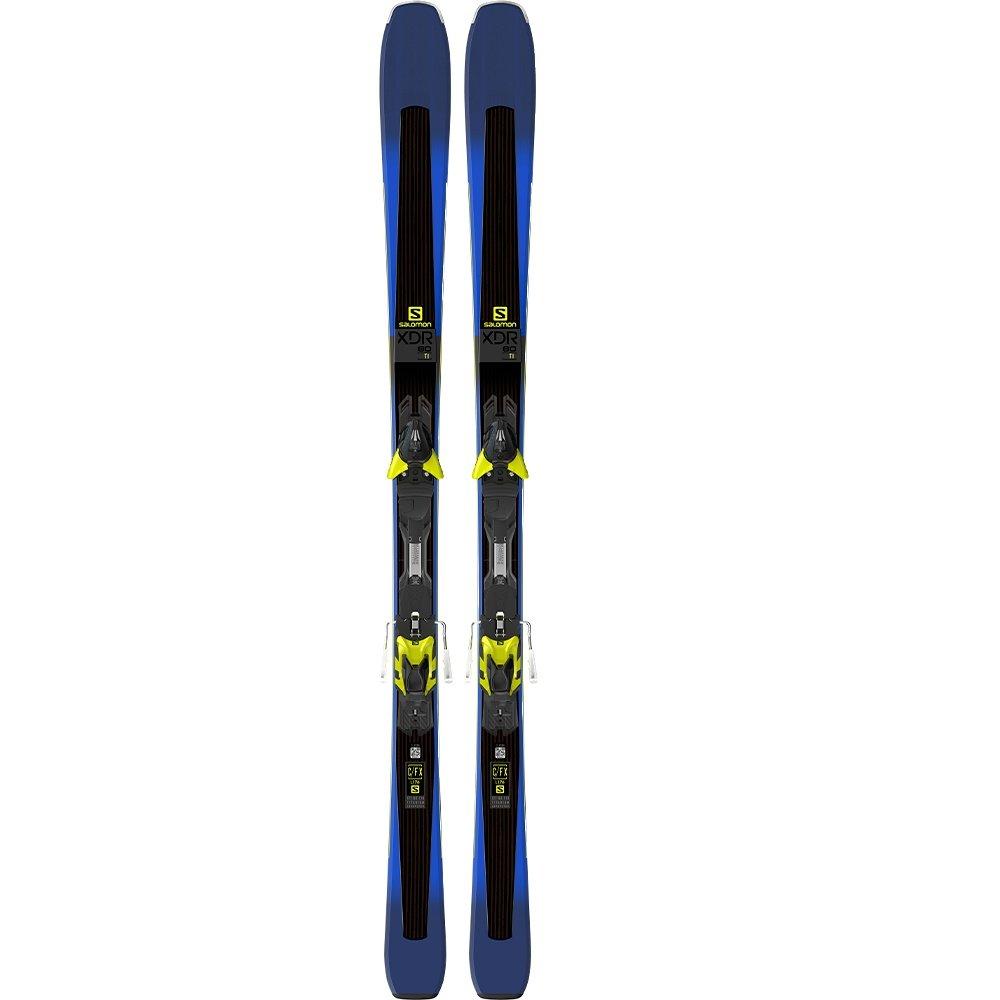 Salomon XDR 80 TI Ski System with Bindings (Men's) -