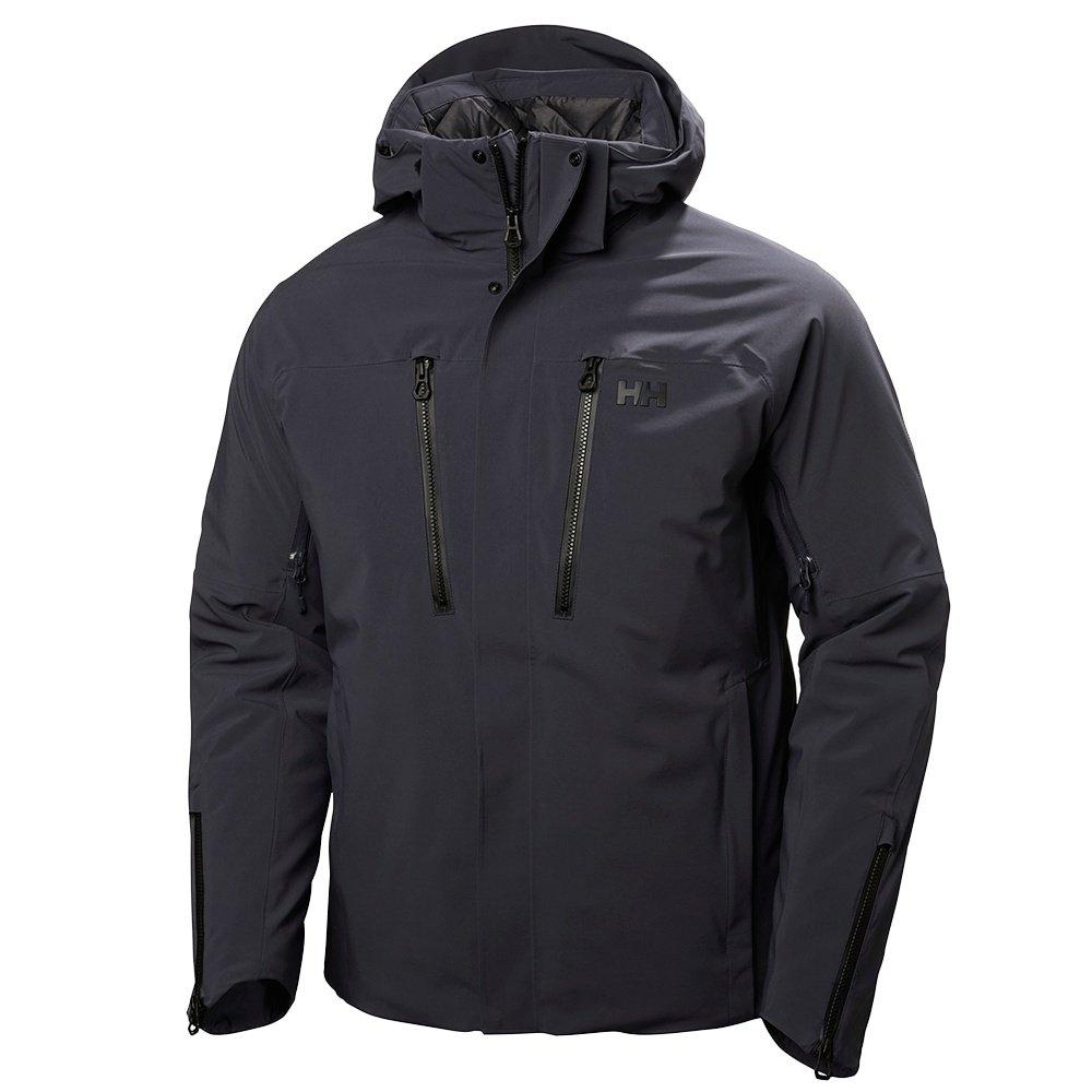 Helly Hansen Superstar Ski Jacket (Men's) - Graphite Blue