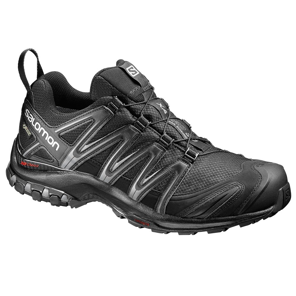 Salomon XA Pro 3D GORE-TEX Hiking Trail Shoe (Men's) - Black