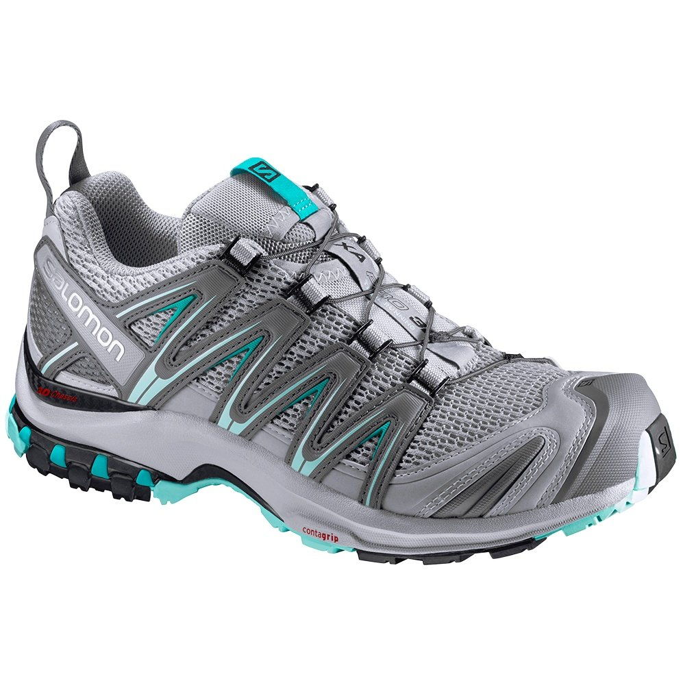 Salomon XA Pro 3D Running Shoes (Women's) - Quarry