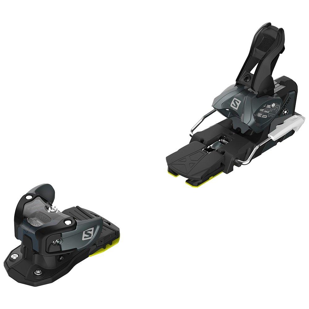 Salomon Warden MNC 13 - 115 Ski Binding (Adults') - Black/Grey