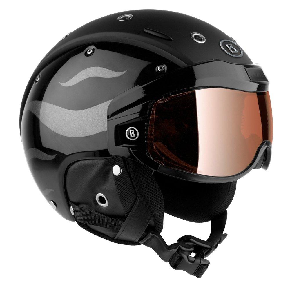 Ski Helmet Sale >> Bogner B Visor Flames Ski Helmet Adults Peter Glenn