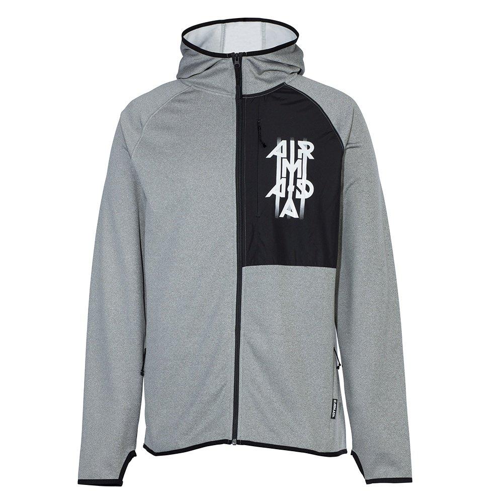 Armada Sintered Tech Fleece Sweatshirt (Men's) - Heather Grey