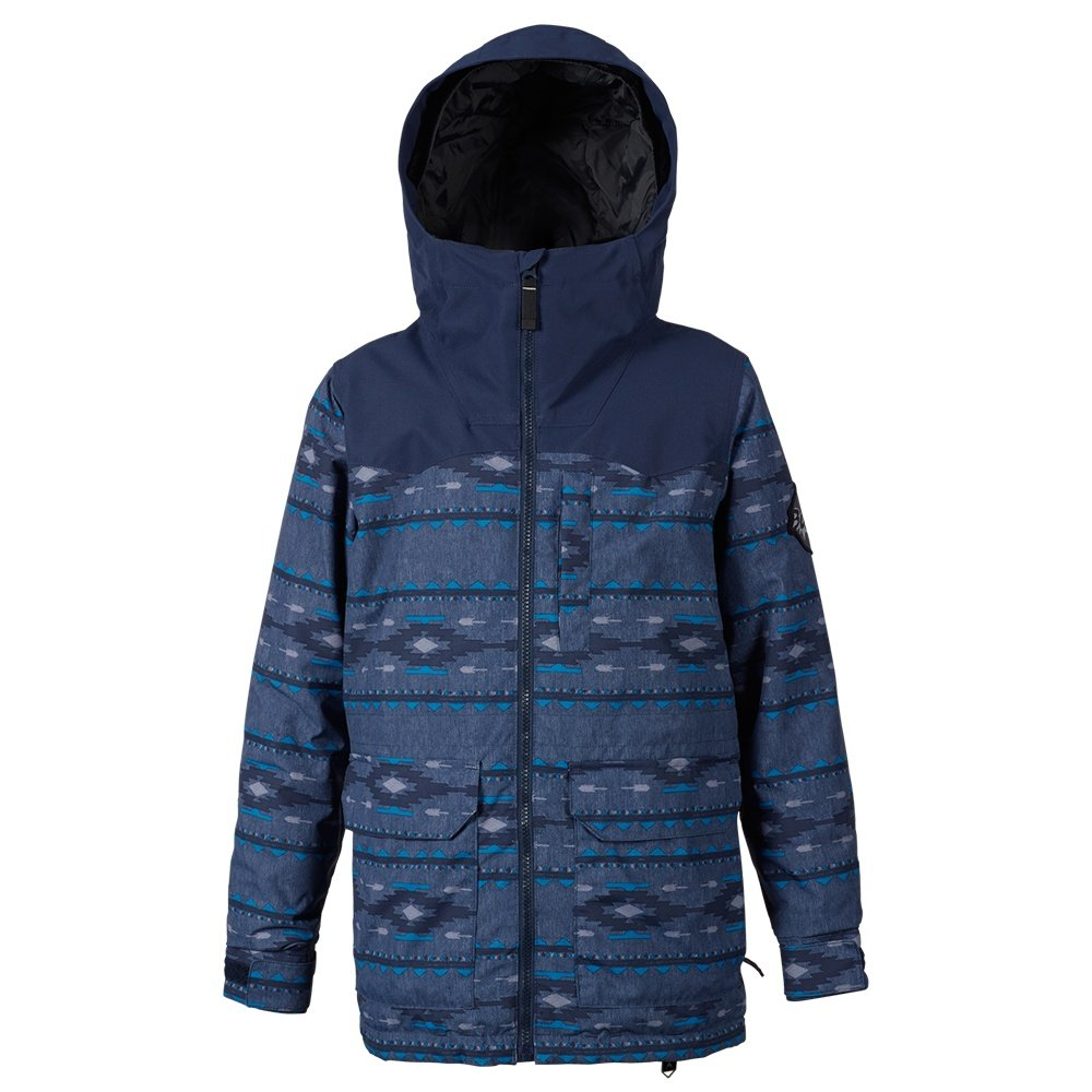 Burton Phase Insulated Snowboard Jacket (Boys') -