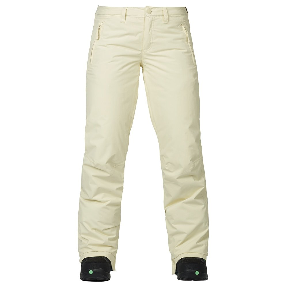 Burton Society Insulated Snowboard Pant (Women's) - Canvas