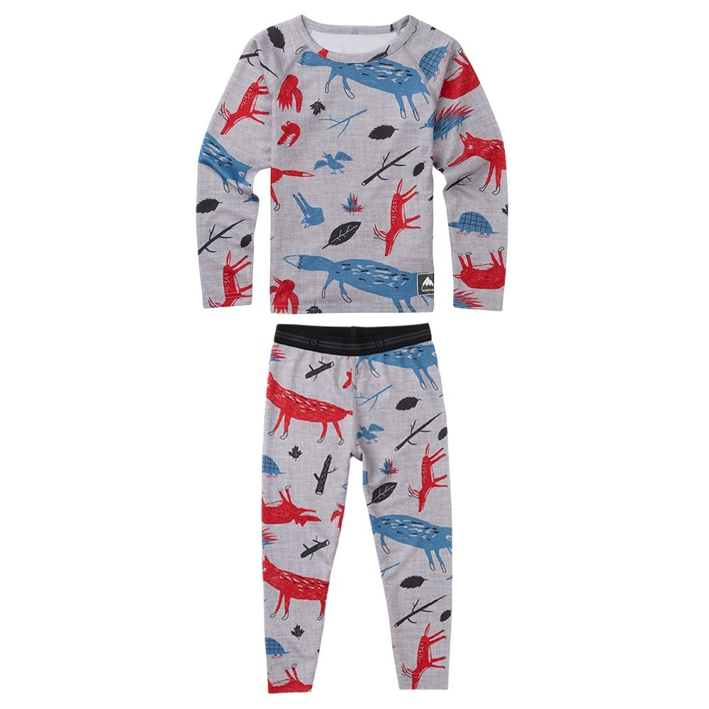 Burton Minishred Lightweight Set (Boys') - Big Bad Wolf