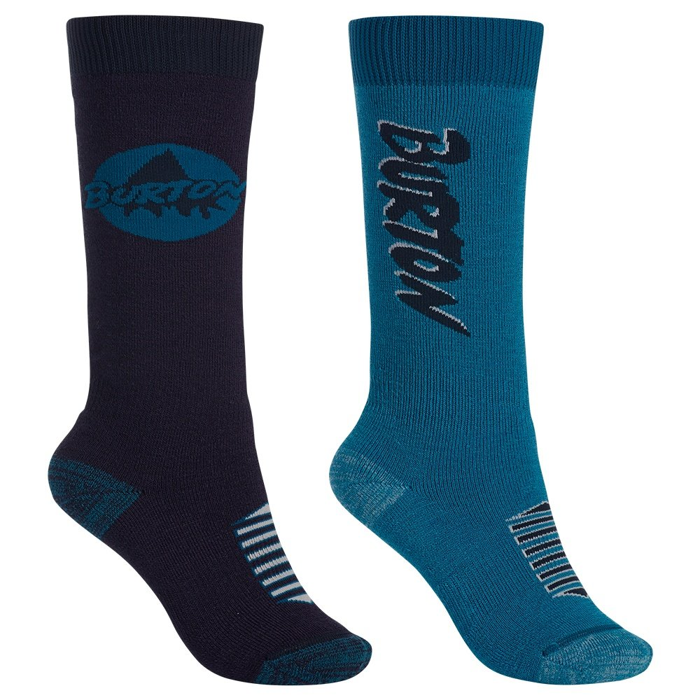 Burton Weekender Midweight 2-Pack Socks (Boys') -