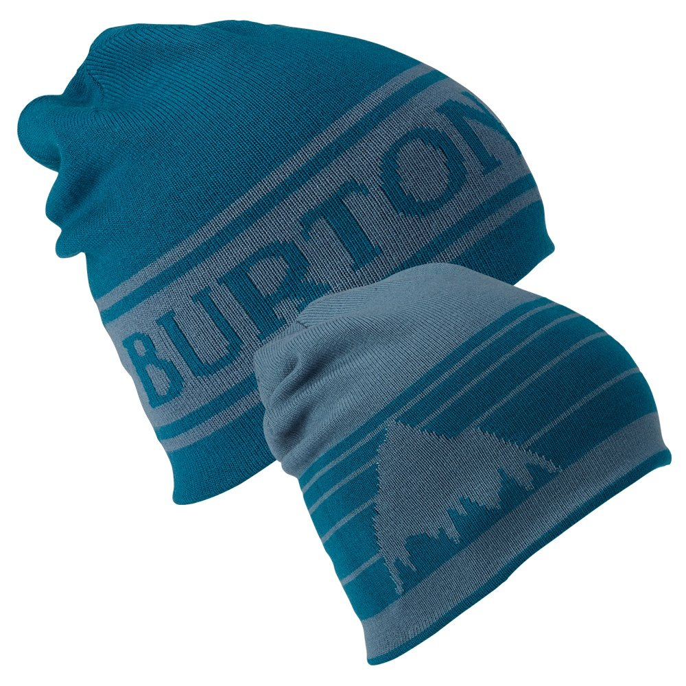 Burton Billboard Beanie (Men's) - Jasper/Winter Sky