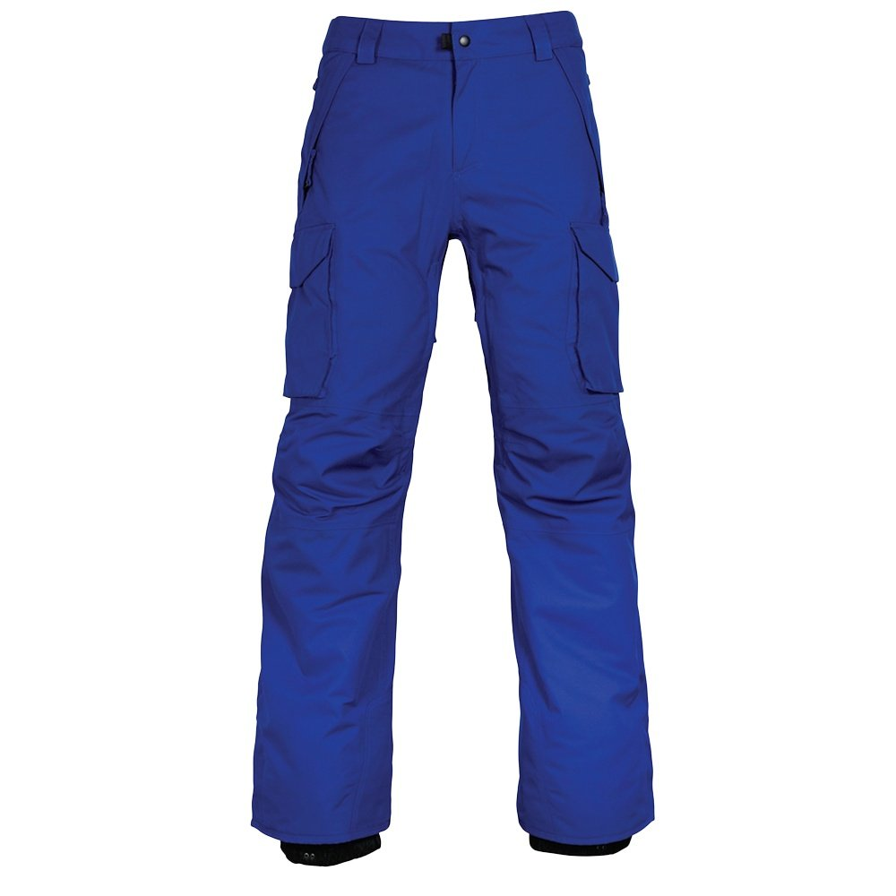 686 Infinity Insulated Cargo Insulated Snowboard Pant (Men's) - Cobalt