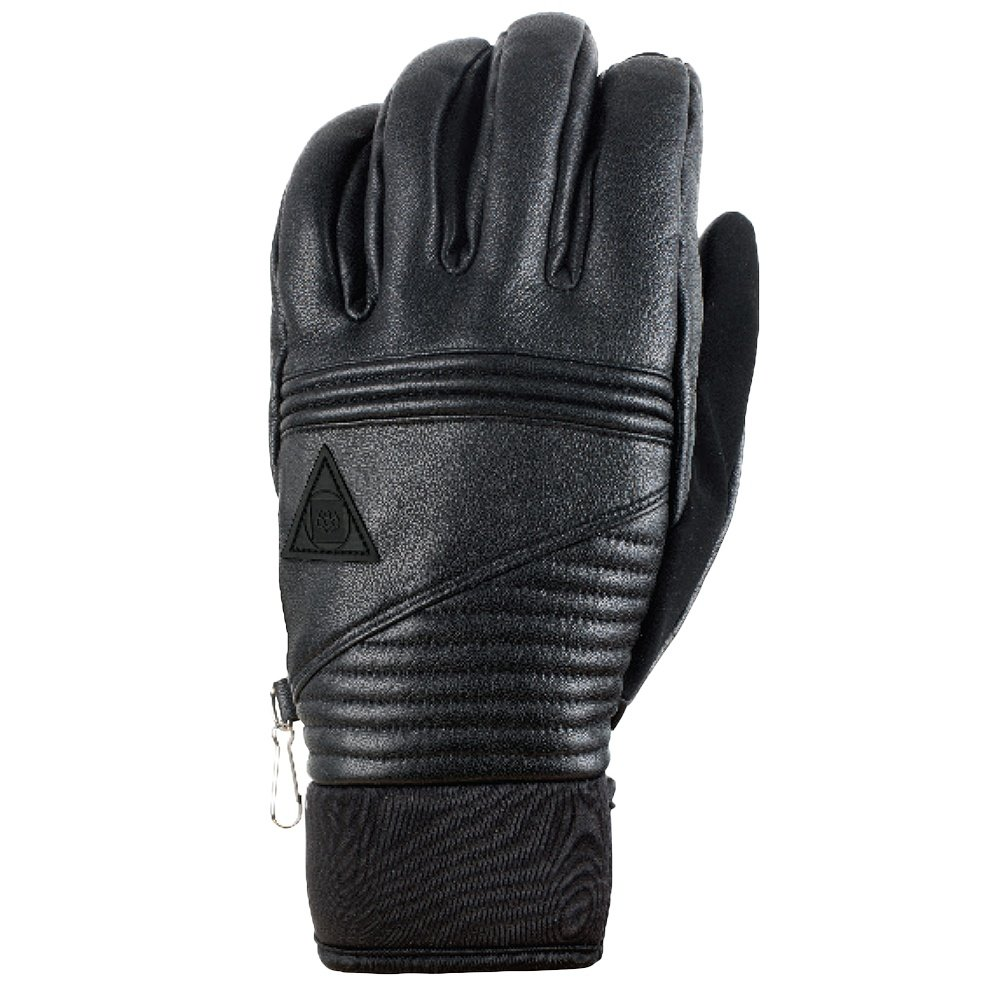 686 GORE-TEX All Leather Glove (Men's) - Black
