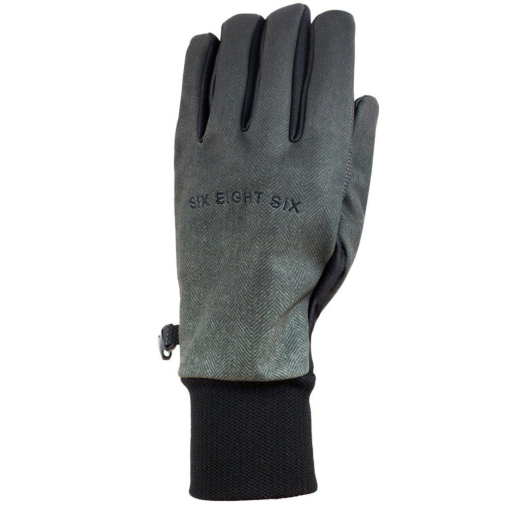 686 Formfit Softshell Glove (Men's) - Black