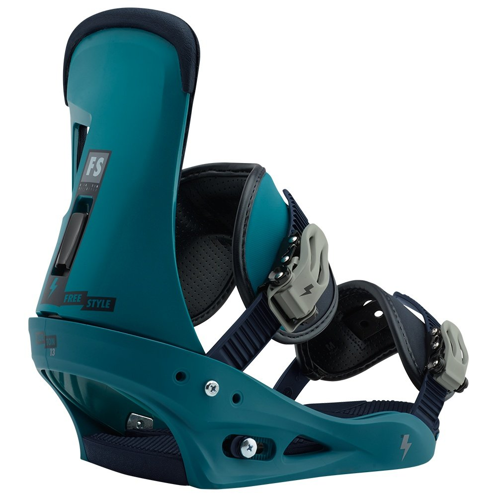 Burton Freestyle Snowboard Binding (Men's) - Mariner Green