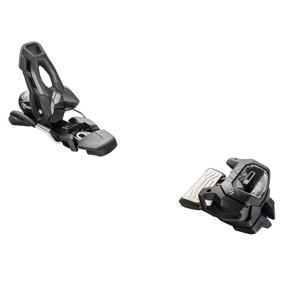 Tyrolia AAAttack 2 11 GW Ski Binding (Adults') - Black/Black