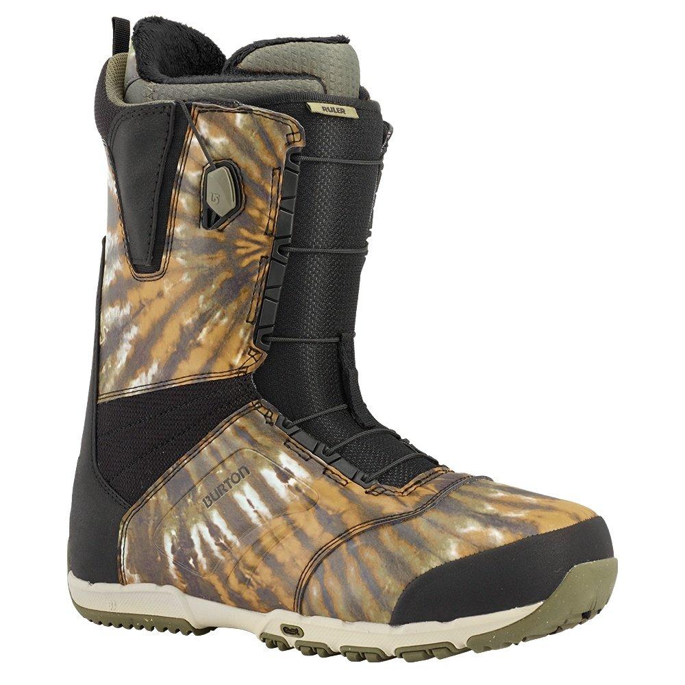 Burton Ruler Snowboard Boots (Men's) - Black Multi
