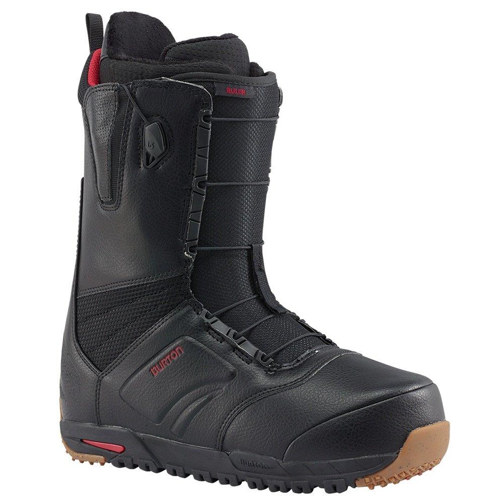Burton Ruler Wide Snowboard Boots (Men's) - Black