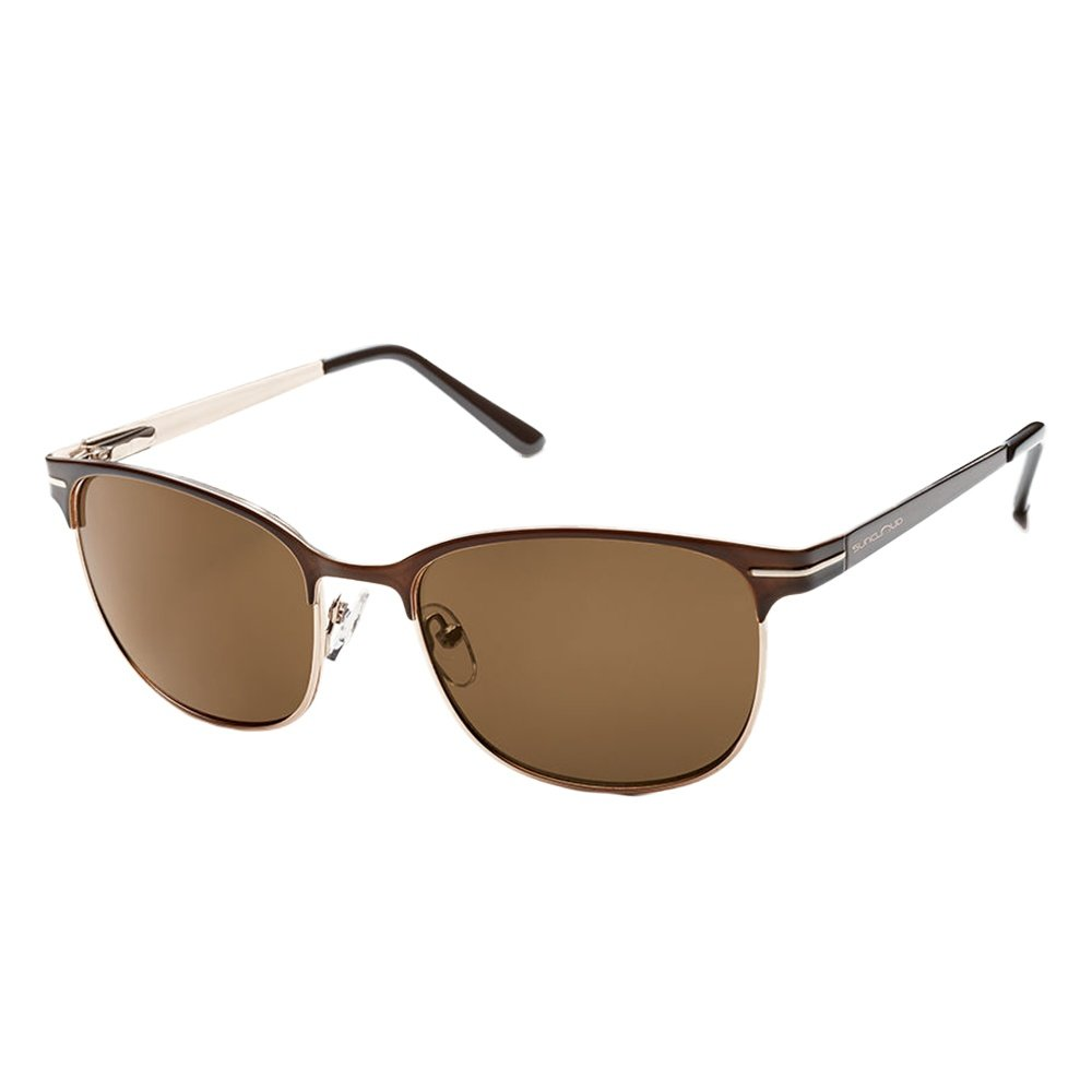 Suncloud Causeway Sunglasses - Brown