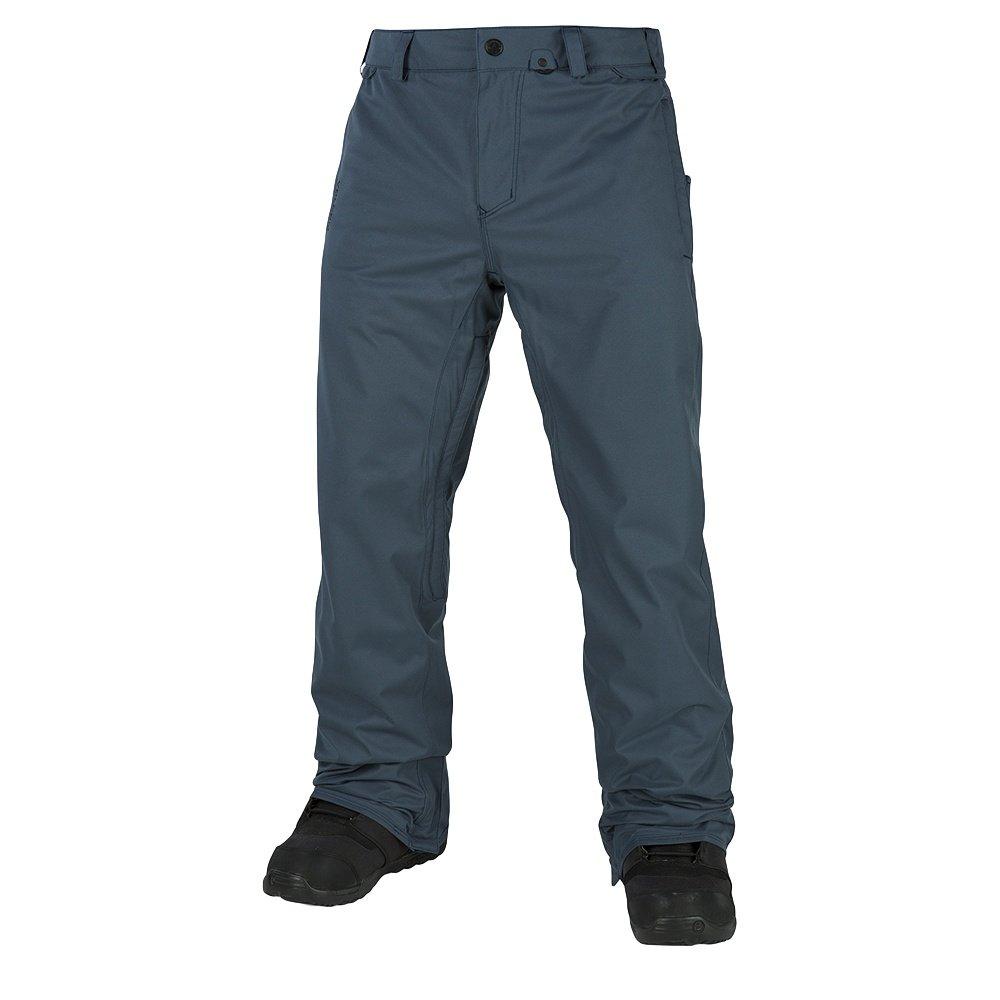 Volcom Freakin Snow Chino Shell Snowboard Pant (Men's) - Vintage Navy