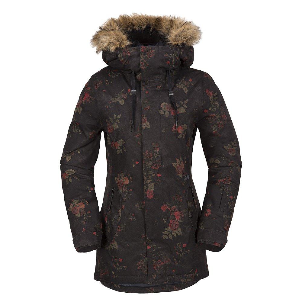 Volcom Mission Insulated Snowboard Jacket (Women's) -