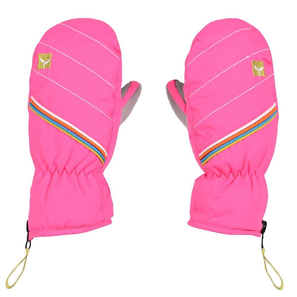 Kushi Riki Grom Hope  Mittens (Kids') - Pink