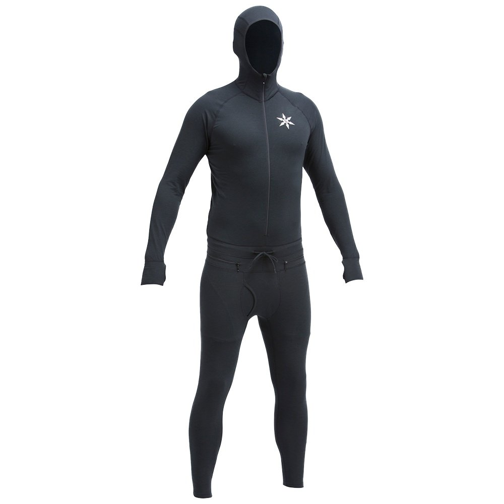 Airblaster Classic Ninja Suit Baselayer (Men's) - Black