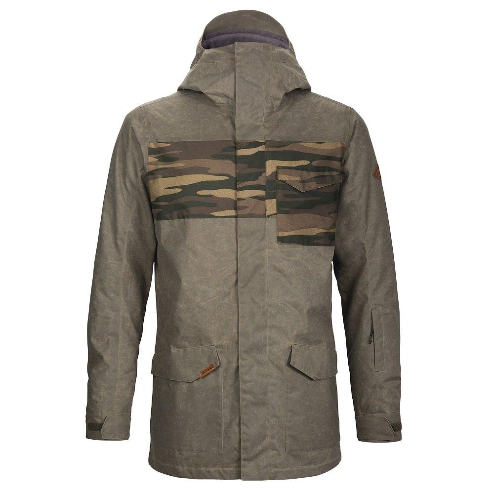 Dakine Elsman Insulated Snowboard Jacket (Men's) - Tarmac/Field Camo