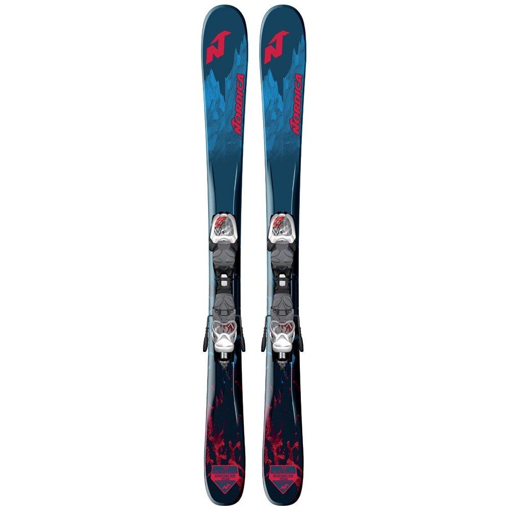 Nordica Enforcer Team Skis with IQ 4.5 Bindings (Kids') -