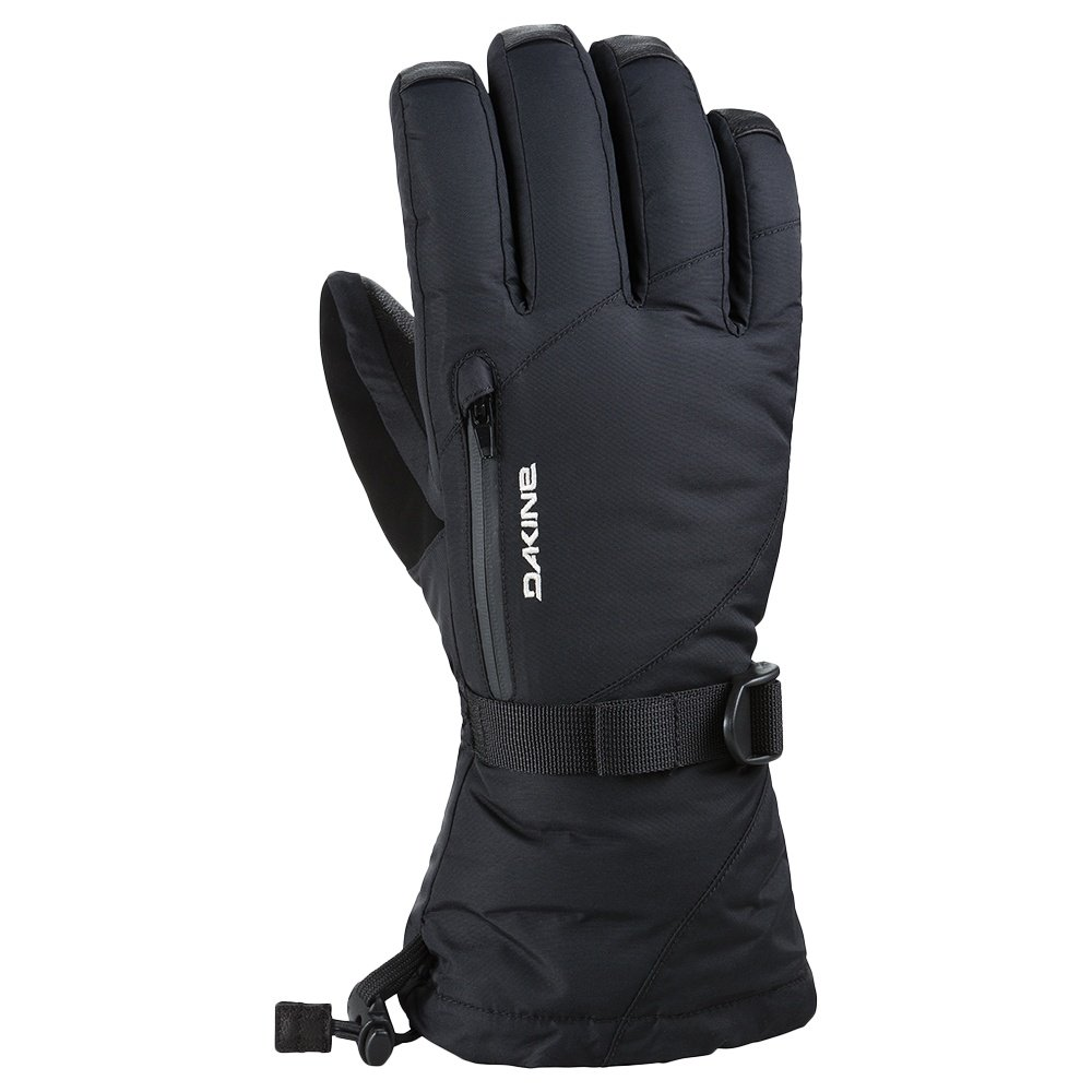 Dakine Leather Sequoia Gloves (Women's) - Black