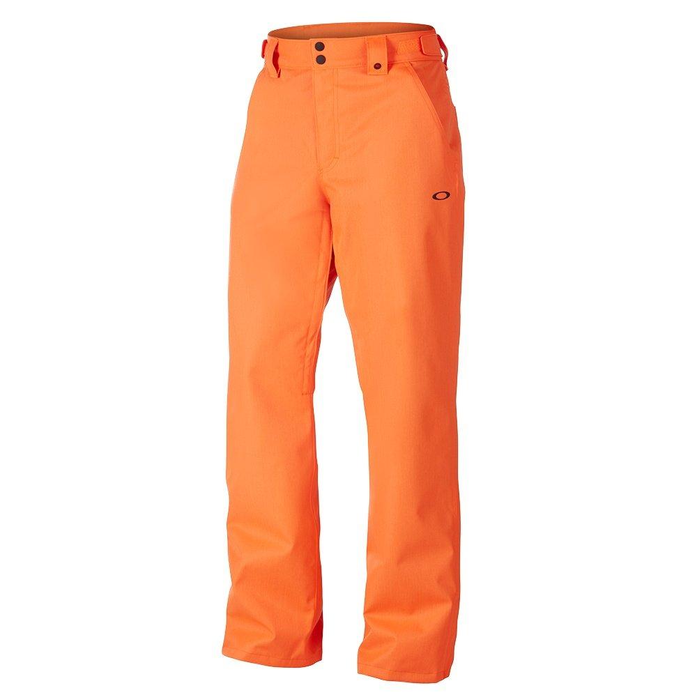 Oakley Sunking BZS Snowboard Pant (Men's) - Neon Orange
