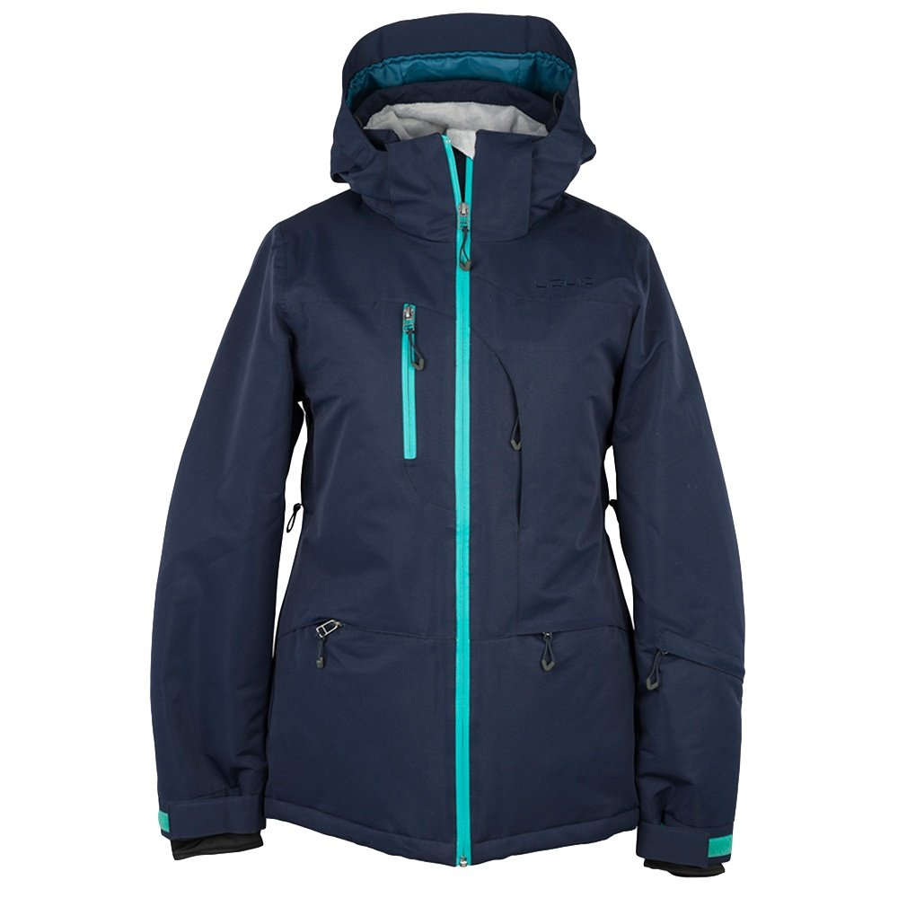 Liquid Serene Insulated Snowboard Jacket (Women's) - Navy