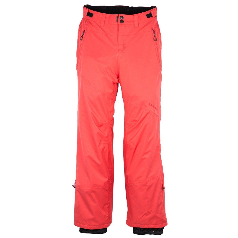 Liquid Fiery Insulated Snowboard Pant (Women's) - Hibiscus