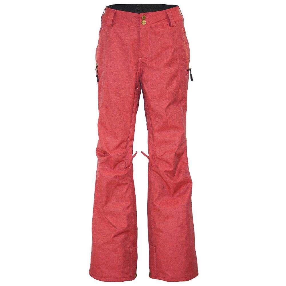 Pulse Wishbone Insulated Snowboard Pant (Women's) - Grapefruit