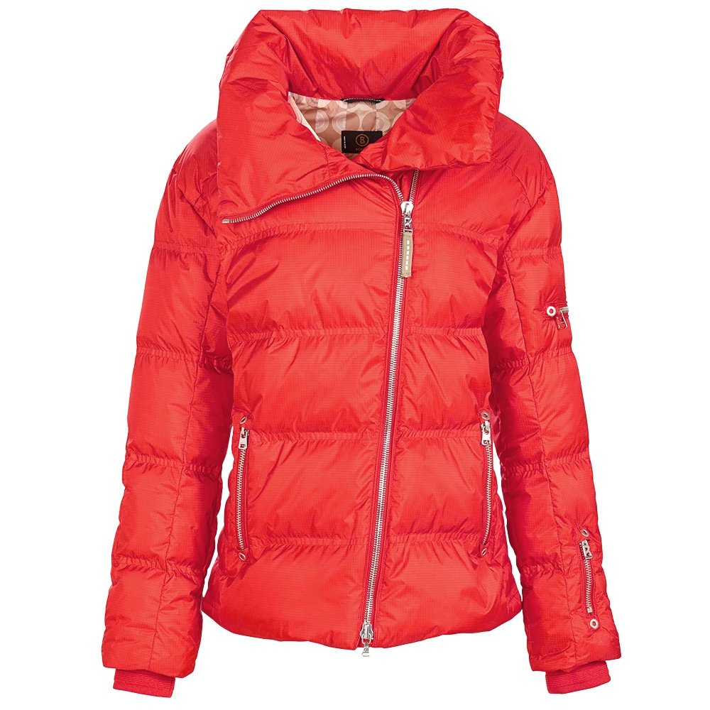 Bogner Emma-D Down Ski Jacket (Women's) - Hot Red