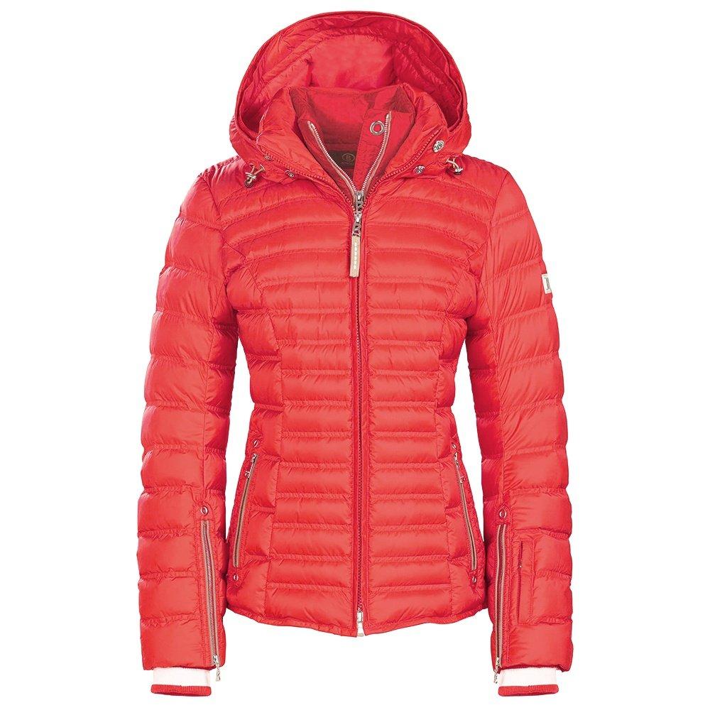 Bogner Nasha-D Down Ski Jacket (Women's) - Hot Red