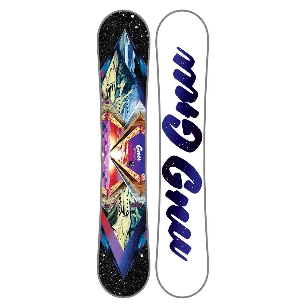 GNU Asym Velvet Gnuru Snowboard (Women's) - 139
