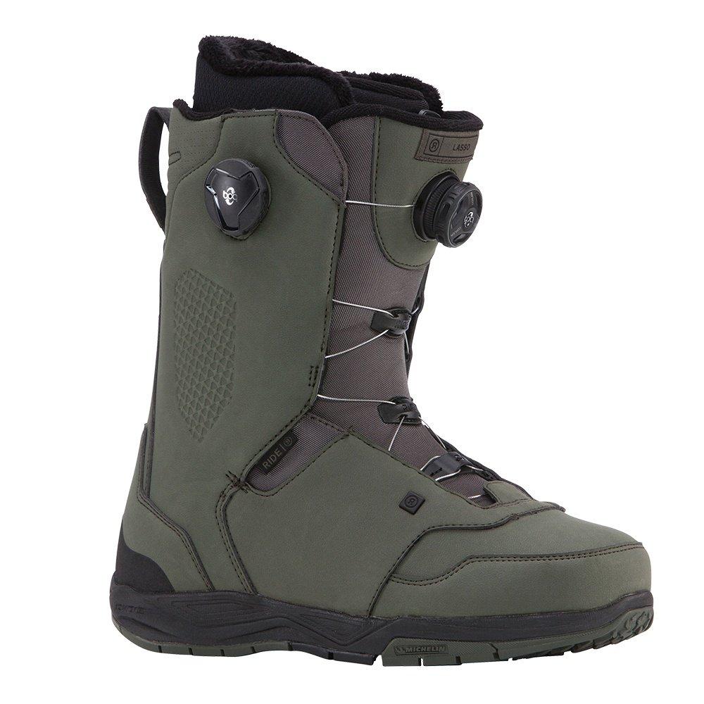 RIDE Lasso Snowboard Boot (Men's) - Olive