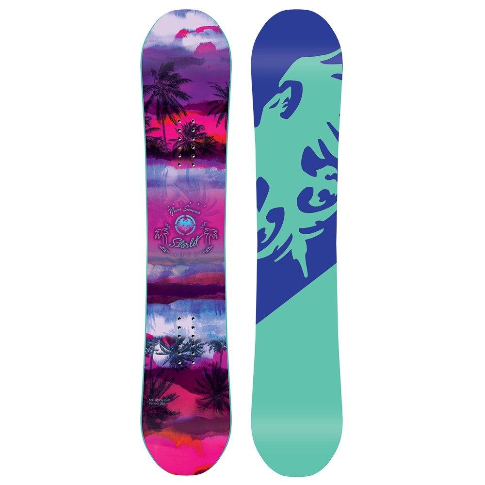 Never Summer Starlet Snowboard (Little Kids') -