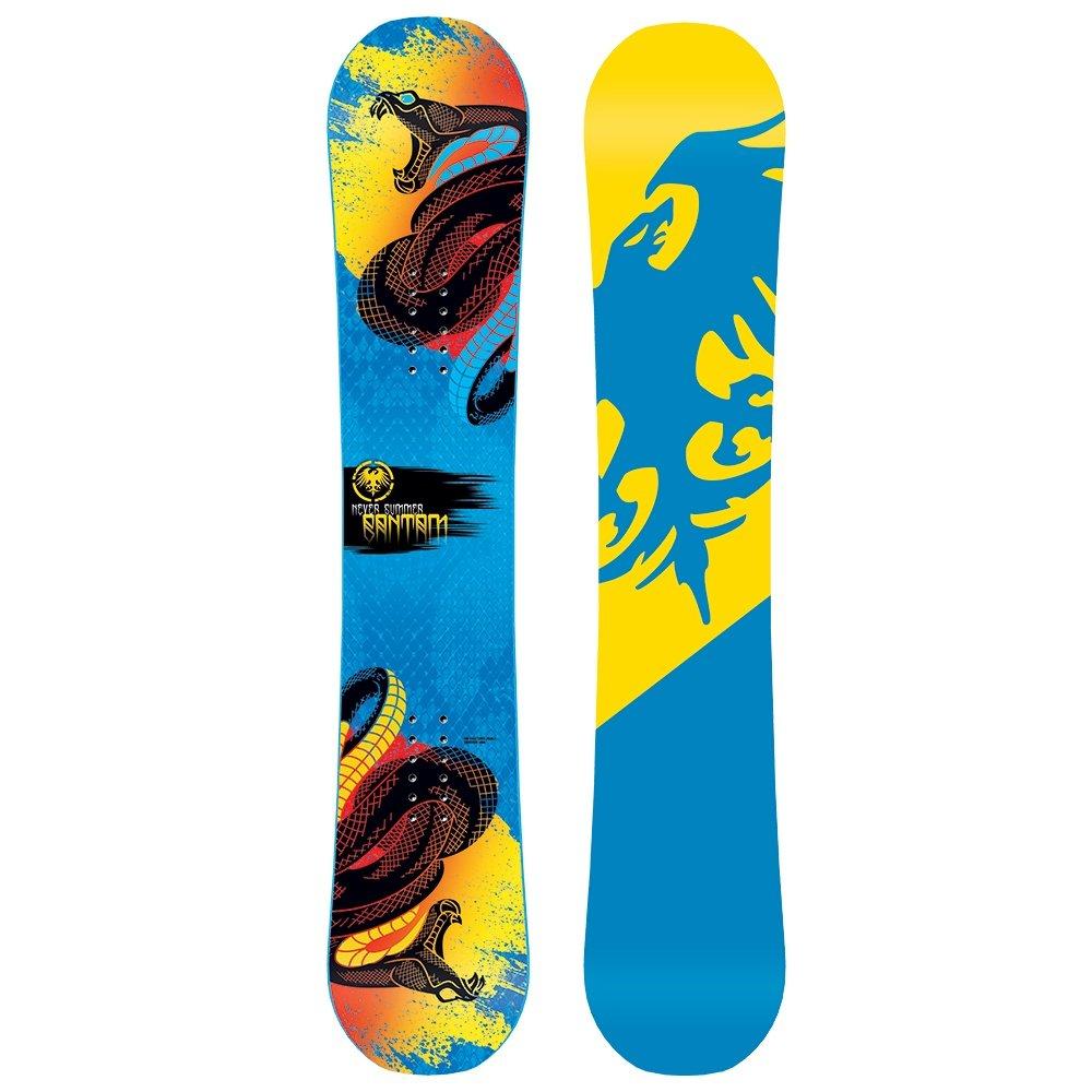 Never Summer Bantam Snowboard (Little Kids') -