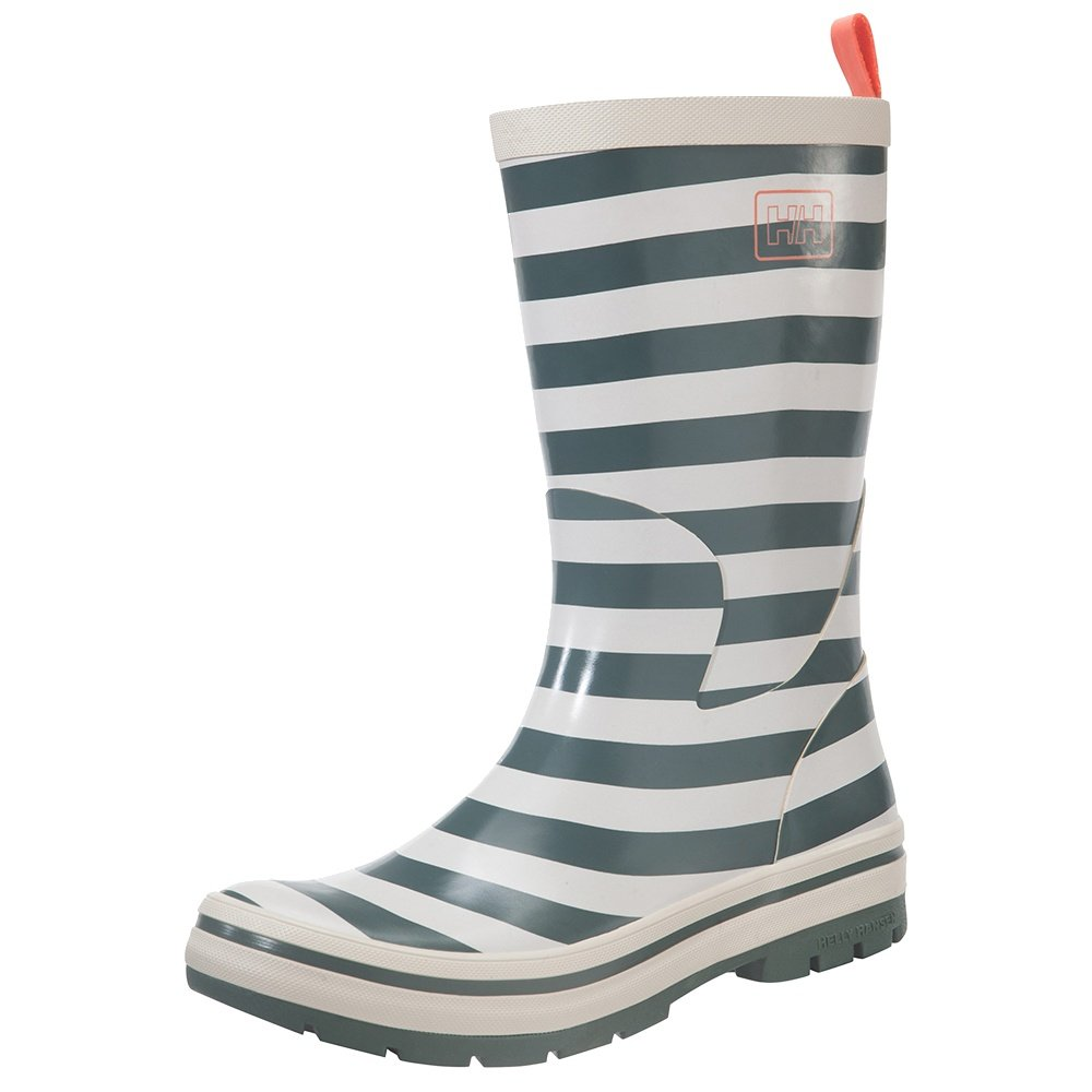 Helly Hansen Midsund 2 Rain Boot (Women's) - Rock/Off White