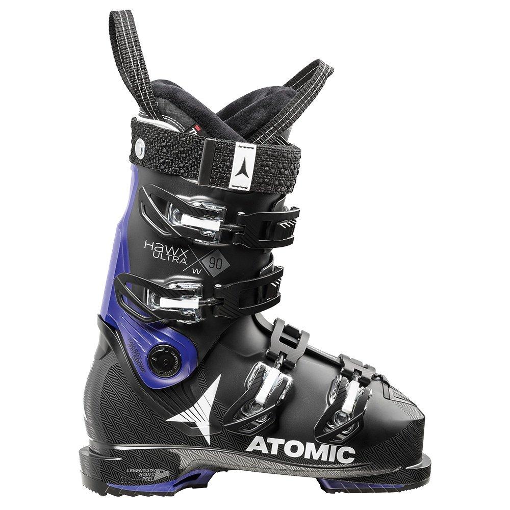 Atomic Hawx Ultra 90 Ski Boot (Women's) - Black/Purple