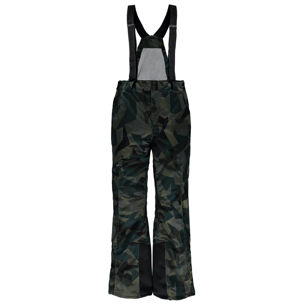 Spyder Dare Athletic Insulated Ski Pant (Men's) - Camo Guard
