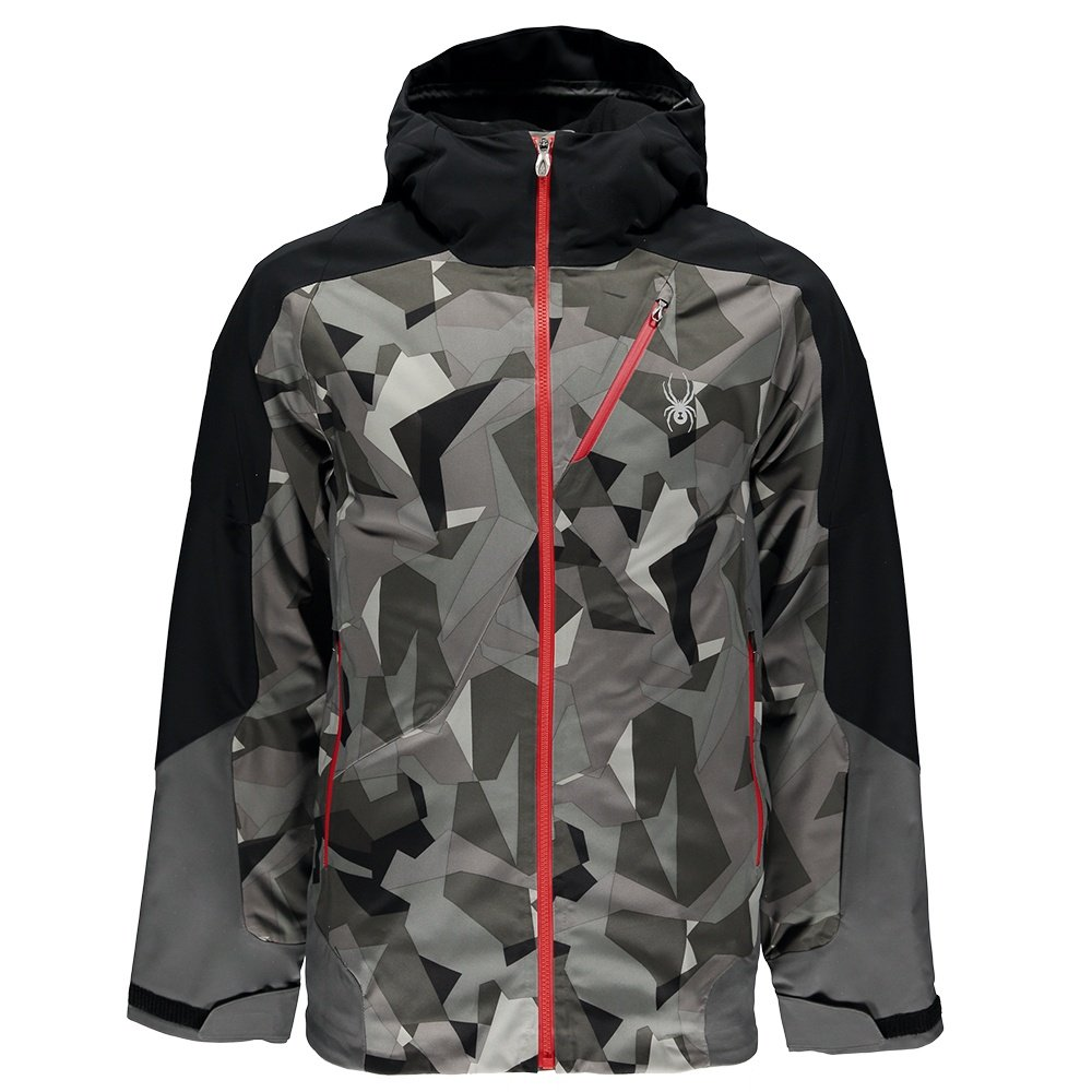 Insulated hiking jackets