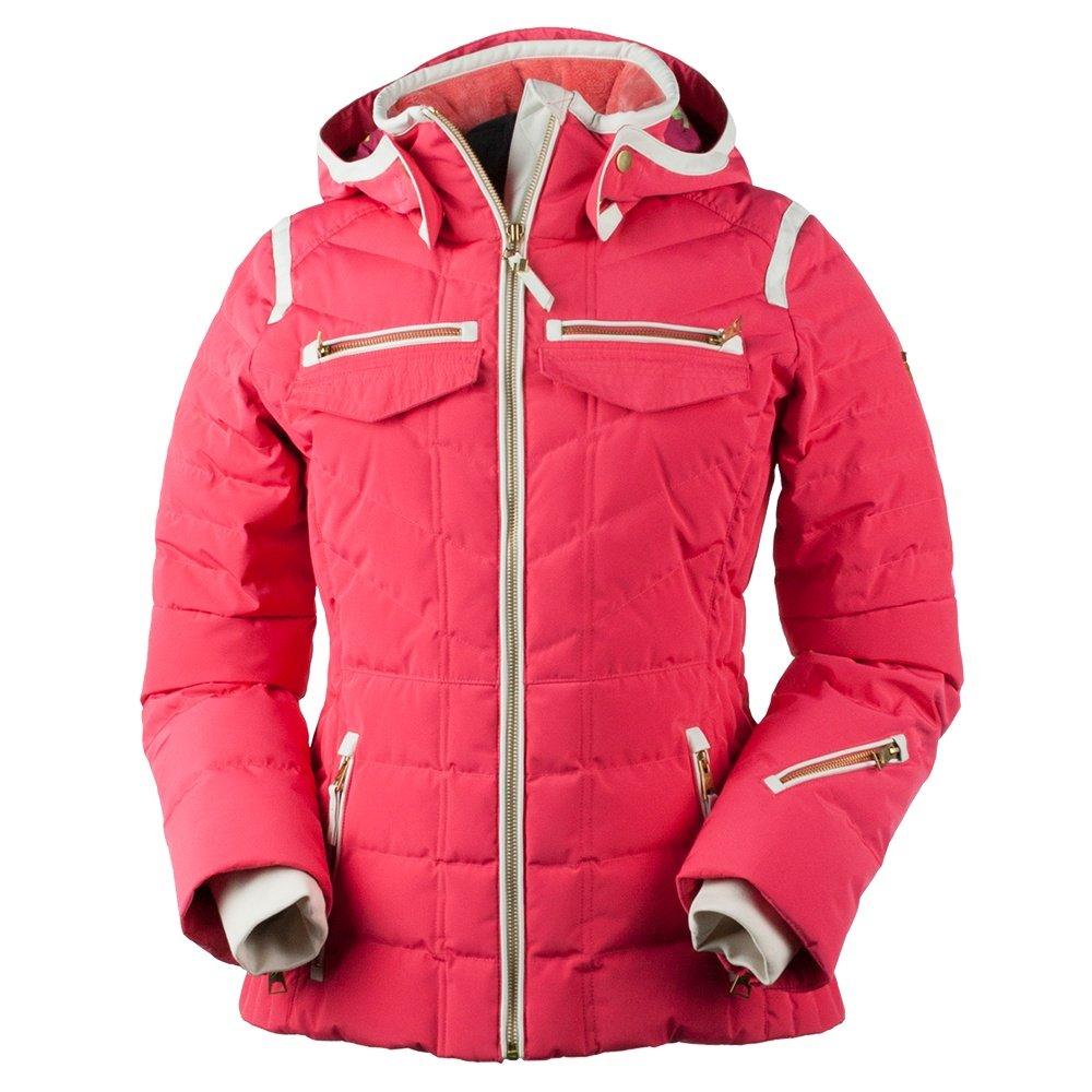 Obermeyer Devon Down Ski Jacket (Women's) - Island Sunset