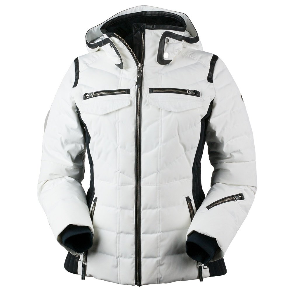 Obermeyer Devon Down Ski Jacket (Women's) - White