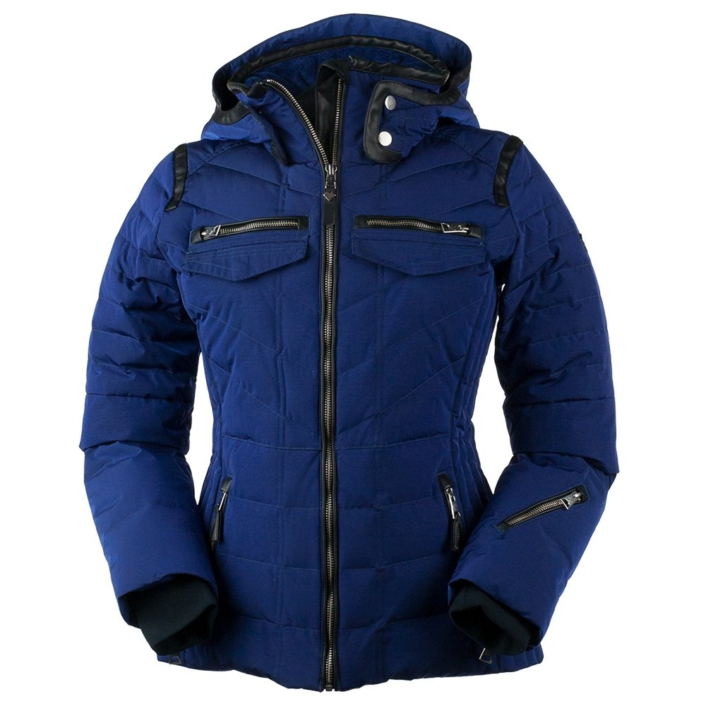 Obermeyer Devon Down Ski Jacket (Women's) - Resort at Midnight