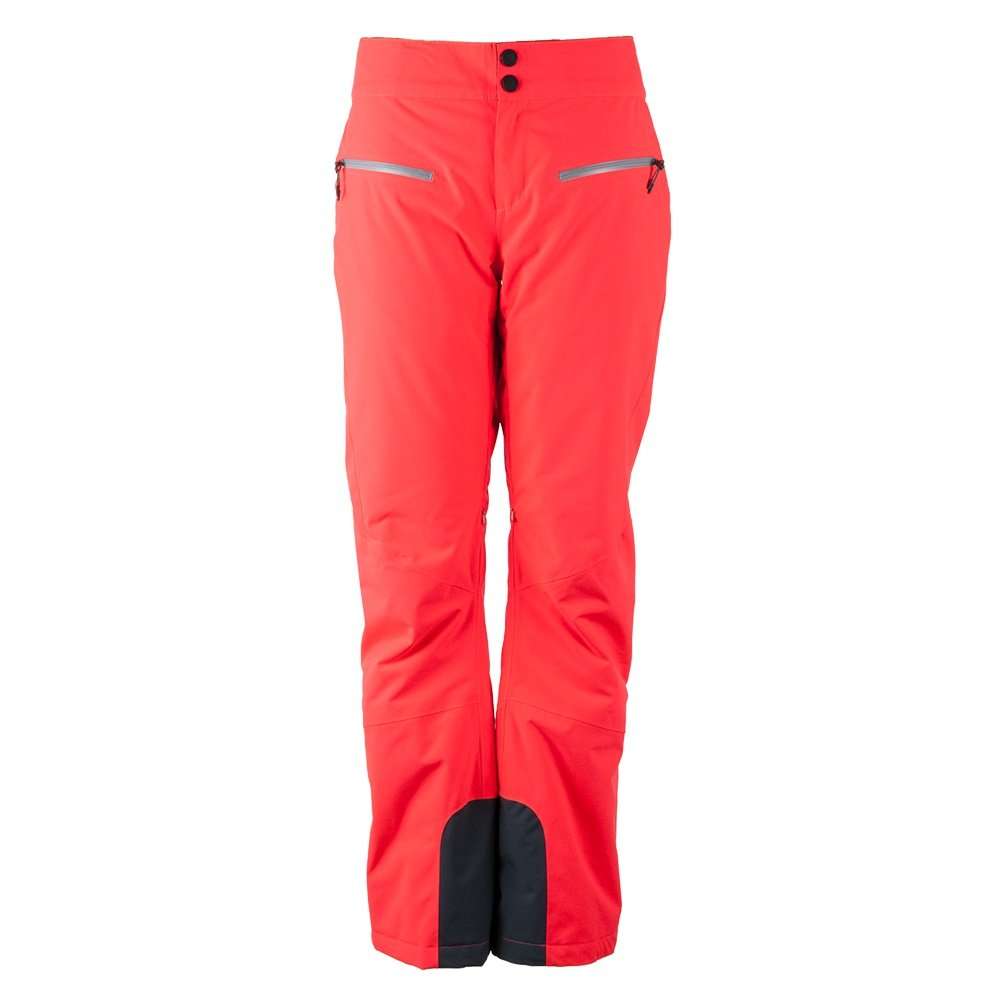 Obermeyer Bliss Insulated Ski Pant (Women's) - 80s Fire