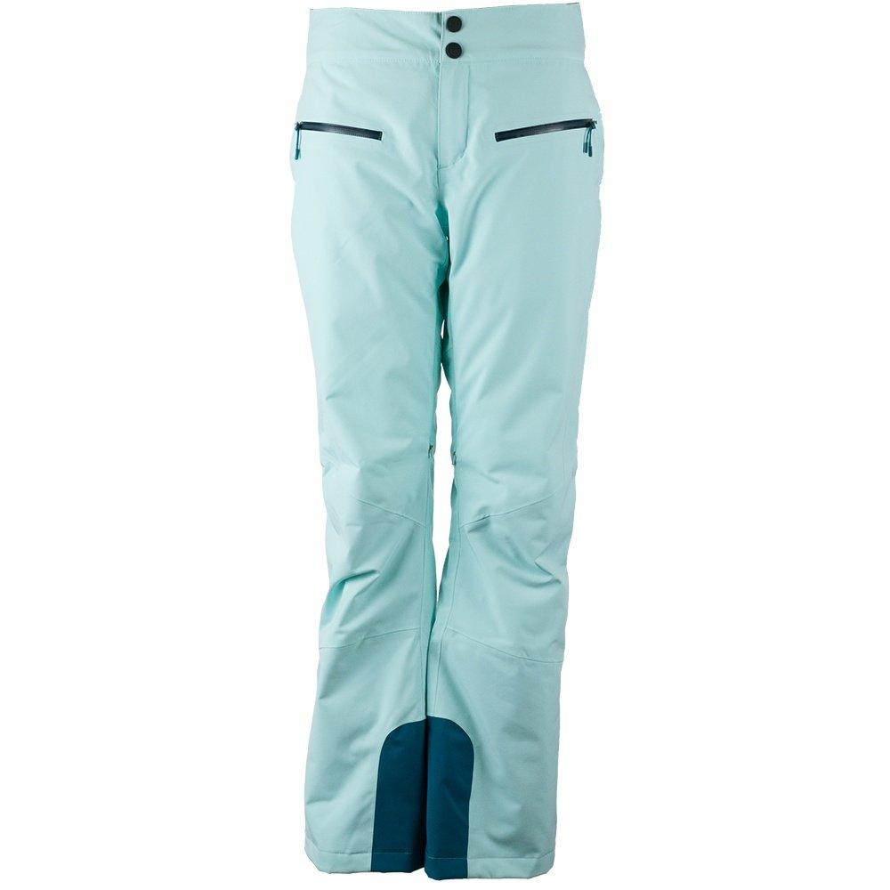 Obermeyer Bliss Insulated Ski Pant (Women's) - Sea Glass